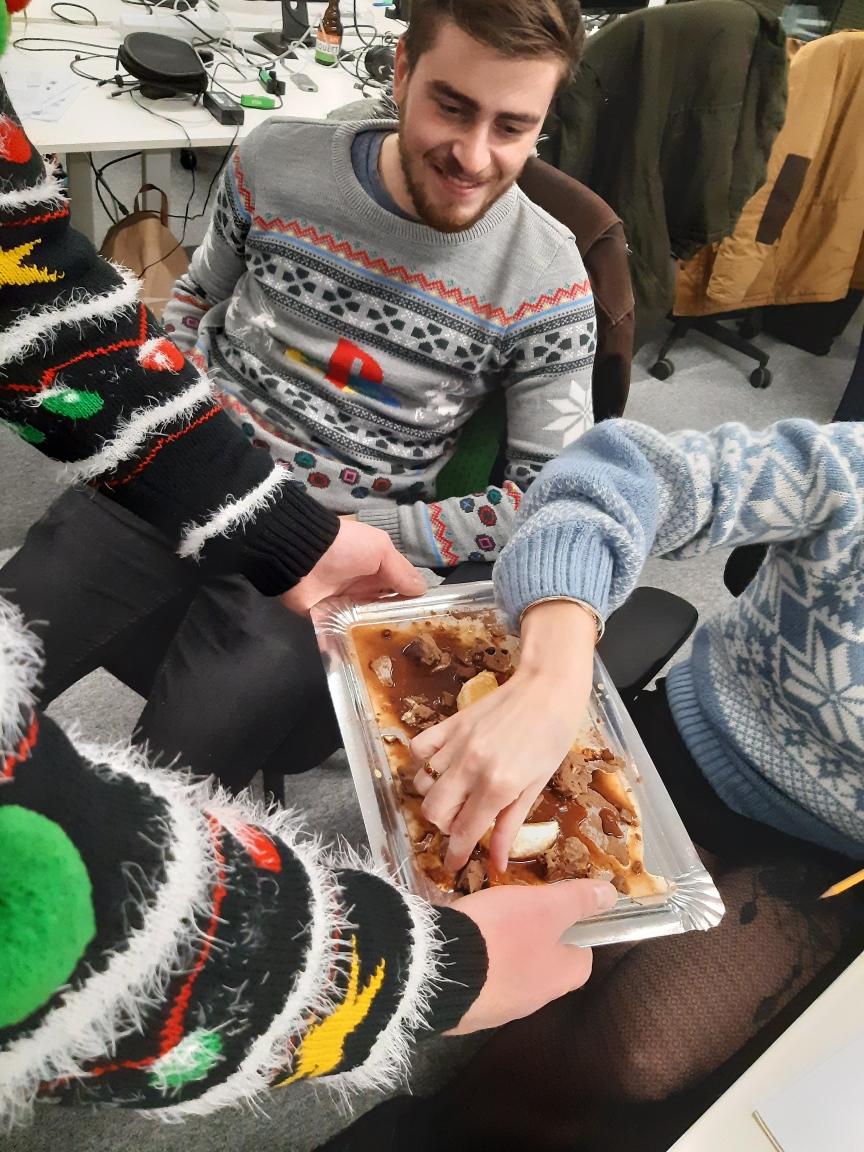 soirée; murder party; thème Noël;chartres