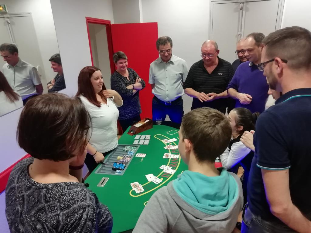 animation casino- Chartres (28)- Pro évents animations