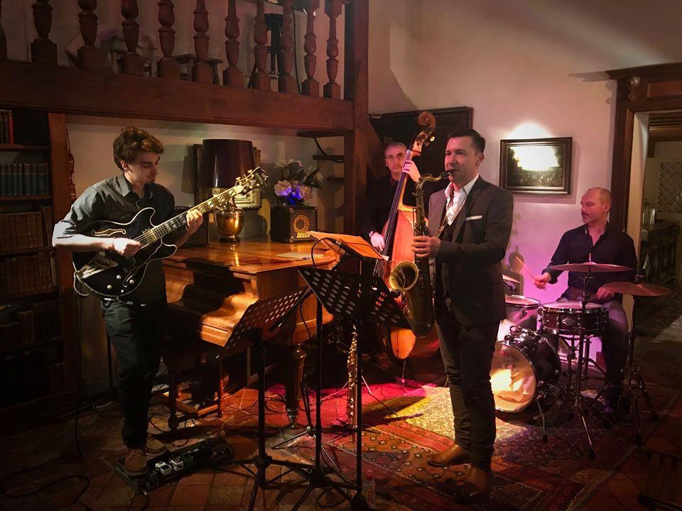 Quartet-de-jazz-paris-Blue-ouest-animations